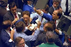 Black Monday 1987 Crash
