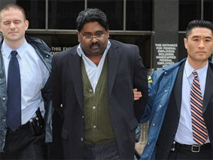 Raj Rajaratnam of Galleon Group arrested