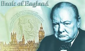 Winston Churchill £5