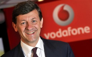 Vittorio Colao, CEO Vodafone