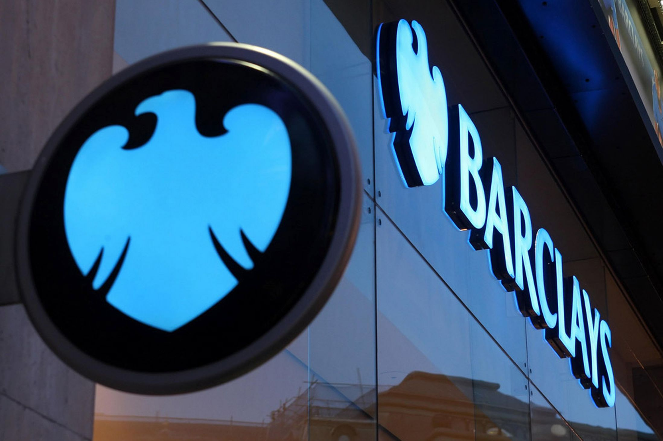Barclays Ask Shareholders To Come Up With 6 Billion