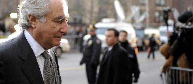 SCAM: Bernard Madoff