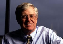 Charles Koch: Wealth