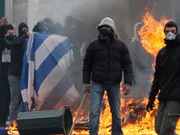 Austerity: Greek Protests!