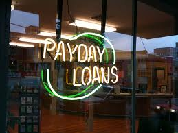 Debt: Payday Loans