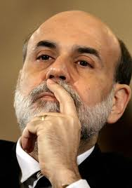 Ben Bernanke : USA -  Federal Reserve Governor