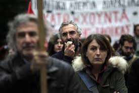 Greek unemployment worsens