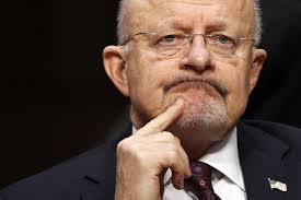 James Clapper NIA - USA