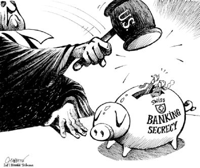 US:  Swiss Banking Secrecy