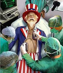 USA: RIP Uncle Sam
