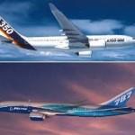 Airbus v's Boeing